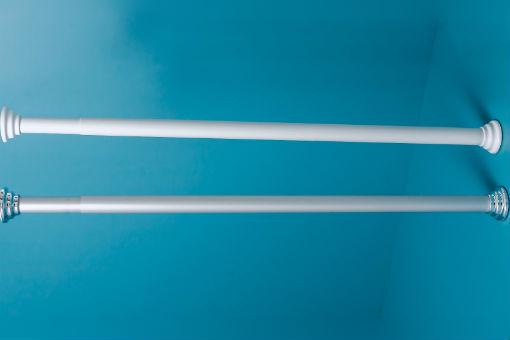 Drążek rozporowy rozprężny aluminiowy biały lub satynowy